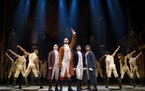 "The company of ""Hamilton"""