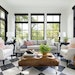 Modern Tudor home in Lakeville Spacecrafting