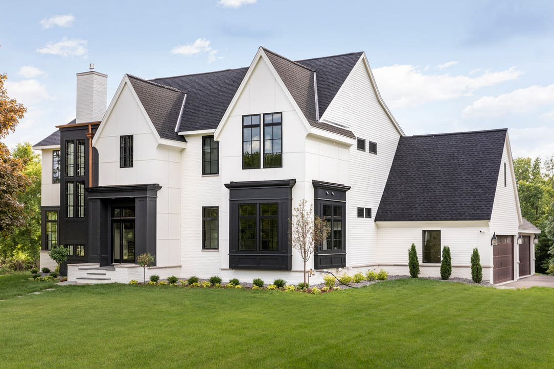 Lakeville Home Is A Modern Take On Traditional English Tudor Style Star Tribune