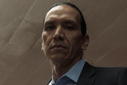 """Provided by Sundance Institute   photo by Eli Born.  Michael Greyeyes appears in """"Wild Indian"""" by Lyle Mitchell Corbine Jr., an official selection"""