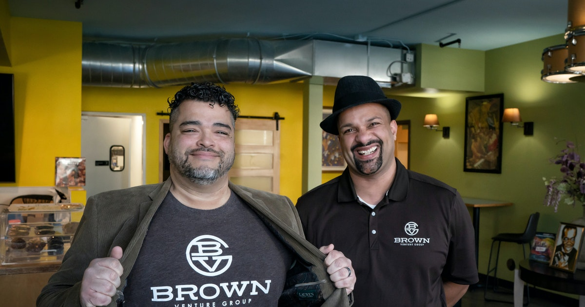 Photo of Minneapolis-based venture-capital firm for founders of color aims to raise $50 million | Minneapolis Star Tribune