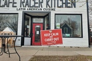 Small business like Cafe Racer Kitchen in Minneapolis adapt and endure through the pandemic — with the help of Hennepin County's small business re