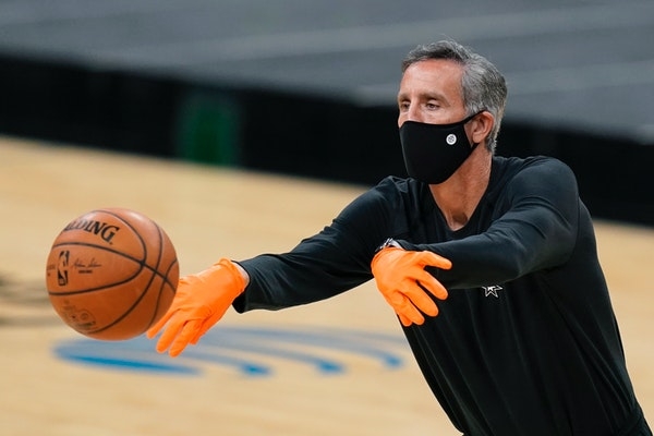 NBA determined to keep going despite positive COVID-19 tests