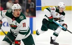 Wild rookie Kaprizov appreciates Parise's mentorship