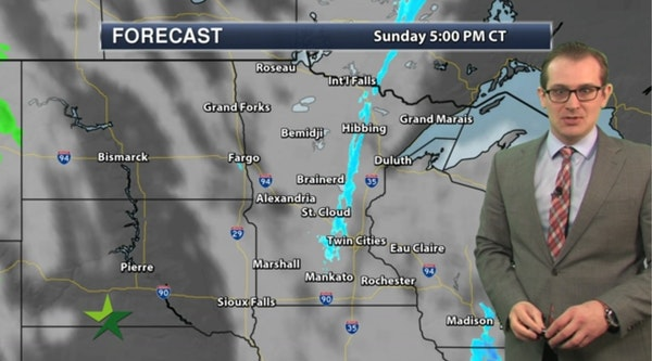 Afternoon forecast: Mostly cloudy, a few evening flurries; high 27