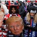 Trump supporters gathered for the Save America Rally on the Ellipse on Jan. 6, 2021, near the White House in Washington, D.C. A pro-Trump nonpro