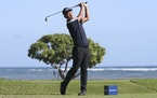 Kevin Na won for the fifth time in his PGA Tour career with a one-shot victory in the Sony Open in Honolulu on Sunday.
