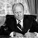 """On Sept. 8, 1974, President Gerald Ford signed a document granting former President Richard Nixon """"a full, free and absolute pardon."""""""