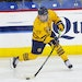 Quinnipiac senior captain Odeen Tufto leads Division I men's hockey with 27 points and 23 assists.
