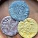 ProvidedSooki & Mimi uses heirloom corn -- Cónico Azul, Olotillo Amarillo and Cónico Rojo -- when making tortillas.