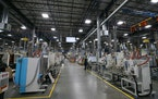 Pictured is the Protolabs plant in Rosemount. (SHARI L. GROSS/Star Tribune)