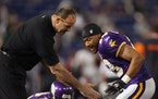 Mike Tice finished with a 32-32 record as Vikings head coach, but was his tenure tainted by bad ownership?