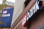 U.S. Bancorp reported a 2.2% gain in fourth-quarter profit.