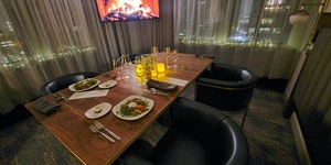 Sharyn Jackson • Star Tribune In-room dining experiences at the Rand Tower Hotel from Whiskey & Soda.