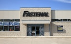 Fastenal reported earnings up 10% on Wednesday.  (Photo provided by Fastenal)