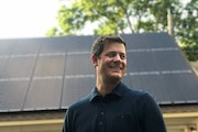 Michael Allen, president and co-founder of All Energy Solar, (Provided by All Energy Solar)