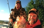 Ron, left, and Al Lindner built an enduring fishing empire.
