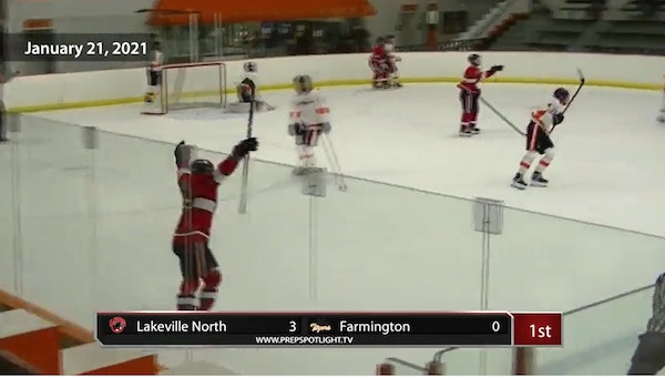 Highlights: Minnesota high school hockey, Jan. 21