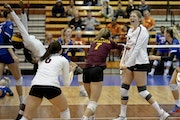 Regan Pittman (21) is among the top returnees for the Gophers.