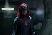 "Javicia Leslie makes her debut as Ryan Wilder, aka the title character in ""Batwoman."""