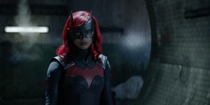 """Javicia Leslie makes her debut as Ryan Wilder, aka the title character in """"Batwoman."""""""