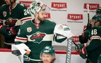 Wild excited for 'different' home opener vs. Devan Dubnyk, Sharks
