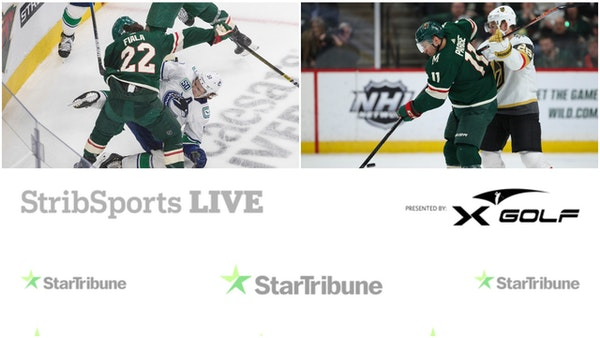 Watch now: Wild home opener pregame show with Sarah McLellan