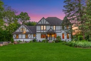 This French country estate in Nowthen is now on the market.