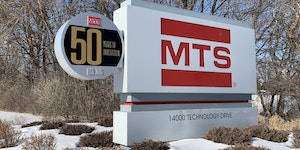 The buyer of MTS Systems Corp., a presence in Eden Prairie since 1959, has found another buyer for the company's test and simulation unit, its big