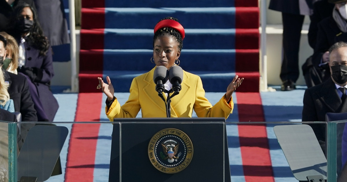 OPINION EXCHANGE | Amanda Gorman composes a poetic inauguration