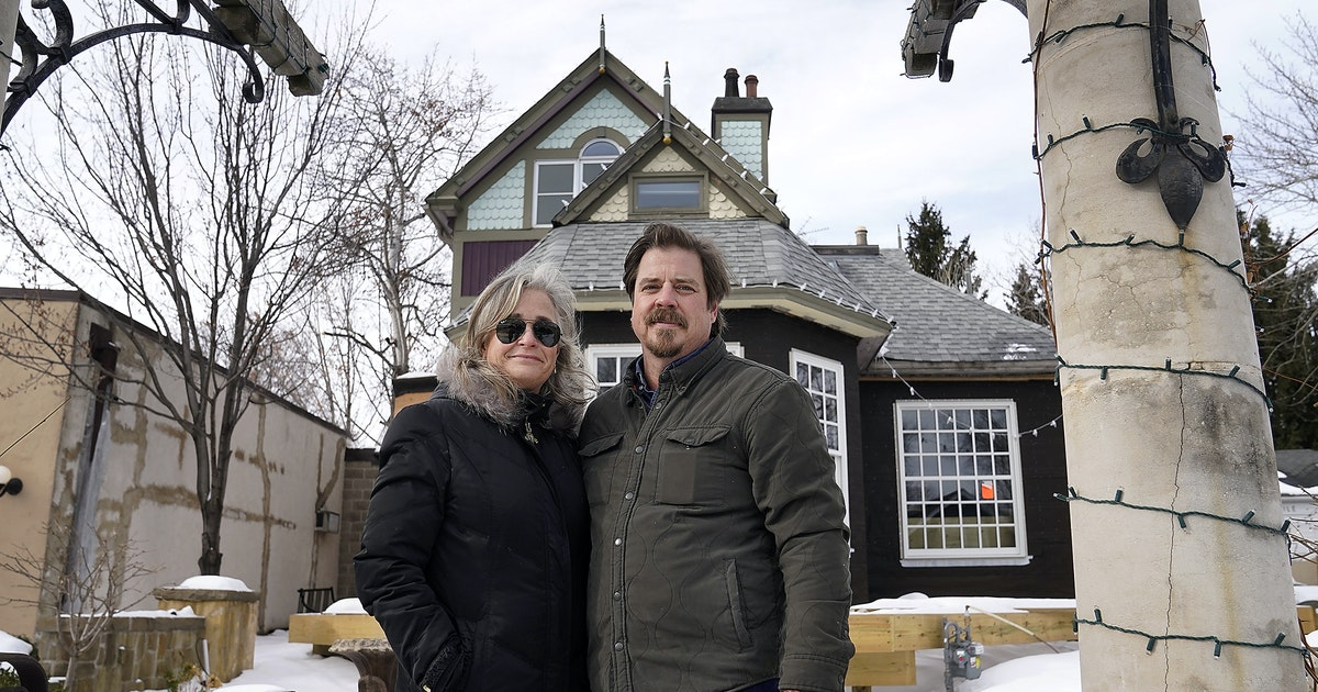 Preservation rules hinder couple's plans to renovate old Excelsior property