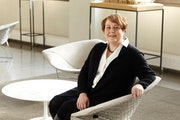 Paula Storsteen is a vice president and leader of the interior design department at HGA Architects and Engineers.