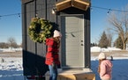 Nonprofit Settled unveils designs for tiny homes to combat homelessness in St. Paul