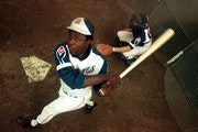 Hank Aaron lacked the flamboyance of many sluggers, but his whip-like swing produced 755 home runs.