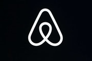 An Airbnb logo. The Ramsey County suburb of Roseville is now poised to regulate and restrict short-term rentals — which are booked through websites