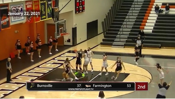 Highlights: Minnesota high school basketball, Jan. 22