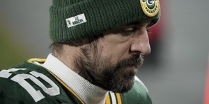 Packers quarterback Aaron Rodgers and head coach Matt LaFleur put together the best offense in the NFC this season, but their decision making in the N