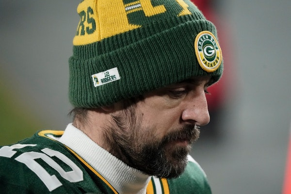 Packers quarterback Aaron Rodgers and coach Matt LaFleur put together the best offense in the NFC this season, but their decision making in the NFC Ch