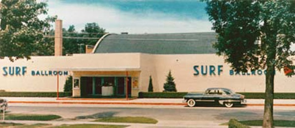 The Surf Ballroom in Clear Lake, Iowa.