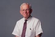 Lou Gelfand, former Star Tribune's Reader Representative.