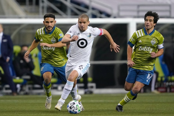 Minnesota United capped their 2020 season with a heartbreaking 3-2 loss against Seattle in the Western Conference final. Osvaldo Alonso and the Loons