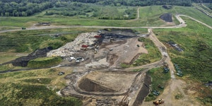 Waste Management wants to pile more trash in its landfill in Burnsville; three other firms are asking the same.