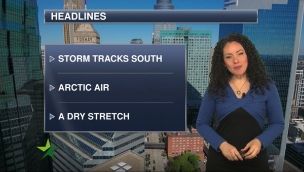 Evening forecast: Mostly cloudy, low around 8