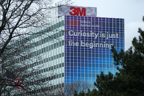 3M headquarters in Maplewood. (ANTHONY SOUFFLE/Star Tribune)