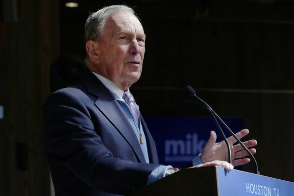 In 2017, according to IRS filings, former New York City Mayor Michael Bloomberg's private foundation (Bloomberg Family Foundation) donated $5.6 mill