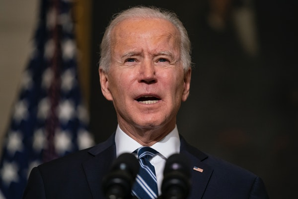 The immediate challenge is whether President Joe Biden will be able to muscle bipartisan support in Congress.