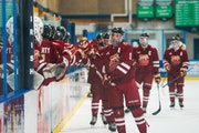 Unblemished Lakeville South boys' hockey triumphs over Rosemount