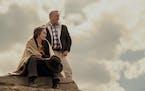 """Diane Lane and Kevin Costner in """"Let Him Go."""""""
