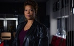 "Queen Latifah as Robyn McCall on ""The Equalizer."""