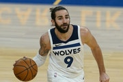 Ricky Rubio is an unrestricted free agent after next season, how long will his return to Minnesota last?